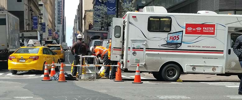 Confined Space NYC